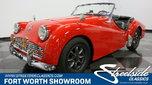 1960 Triumph TR3  for sale $31,995