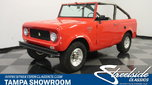 1962 International Scout  for sale $24,995