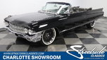 1962 Cadillac  for sale $59,995