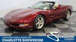 2003 Chevrolet Corvette 50th Anniversary Convertible  for sale $32,995
