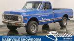 1972 Chevrolet K10 Pickup  for sale $31,995