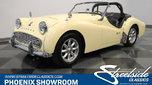 1959 Triumph TR3A  for sale $31,995