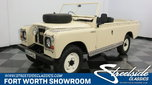 1967 Land Rover  for sale $43,995