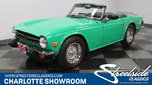1976 Triumph TR6  for sale $25,995