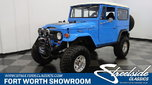 1968 Toyota Land Cruiser  for sale $61,995