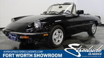 1986 Alfa Romeo Spider  for sale $14,995