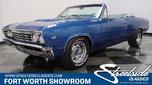 1967 Chevrolet Chevelle  for sale $46,995