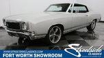 1970 Chevrolet Monte Carlo  for sale $27,995