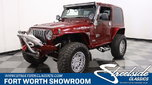 2004 Jeep Wrangler  for sale $36,995