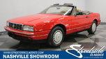 1988 Cadillac Allante  for sale $13,995
