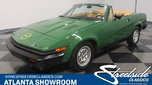 1980 Triumph TR7  for sale $11,995
