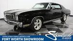 1971 Chevrolet Monte Carlo  for sale $31,995