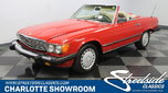 1987 Mercedes-Benz 560SL  for sale $10,995