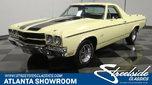 1970 Chevrolet El Camino  for sale $26,995