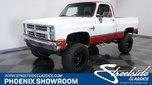 1987 Chevrolet K10  for sale $34,995