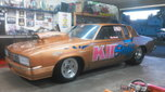 Olds chassis car