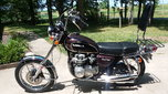Very Original and Hard to Find 1974 Honda CB550 Chopper