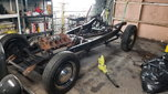 HOT ROD 1932 ford chassis