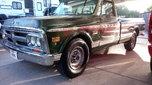1972 GMC C25/C2500 Pickup