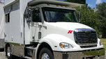 2006 Columbia Freightliner W/ 10' Full Conversion  for sale $110,000