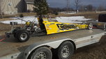 2004 half scale with swing arm roller  for sale $3,000