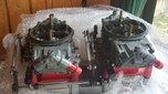2-4150 Williams Carburetors    for sale $1,500