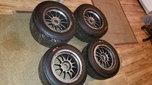 """OZ Racing 8"""" and 10"""" wheels for Van Diemen  for sale $900"""