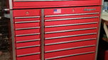 Snap-On KR 660A Roll Cab and KR 670 Top Box  for sale $2,500