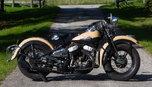 1947 Harley-Davidson EL KNUCKLEHEAD  for sale $38,000