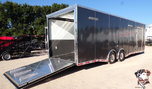 2021 Cargo Mate 8.5 x 28 NS *Nitro Series Car / Racing Trail  for sale $23,999