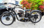 1939 BSA B26 350cc VINTAGE MOTORCYCLE  for sale $15,700