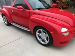 2003 Chevrolet SSR  for Sale $16,000