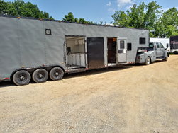 Truck&Trailer  for sale $32,000