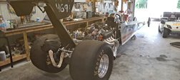 242 inch 2005 S & W Dragster