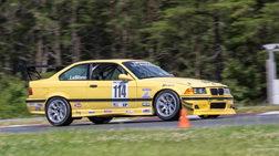 BMW I-Prepared Race Car, 2019 IP Champion