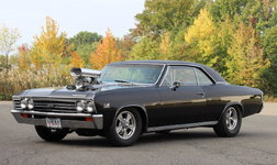 1967 Chevrolet Chevelle  for sale $75,000