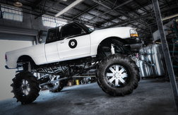 TUBE CHASSIS FORD RANGER MUD TRUCK