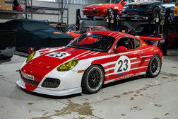 2009 Porsche Cayman Interseries Racecar  for sale $68,000