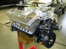 388 Stroker, Eagle Crank & Rods