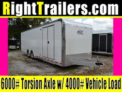 @ COST SALE - 8.5x28' ATC - 2019 Model BLOWOUT - 305+ Pack for Sale $25,500