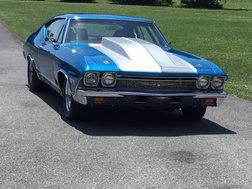 8 second 1968 chevelle