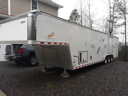 Want to sell!, One Owner 36' Pace American GT Shadow  for sale $14,500