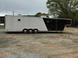 40' Pace enclosed trailer