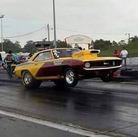 1969 Camaro back half