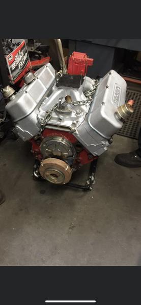 505 CI big block Chevy turn key race ready  for Sale $12,000
