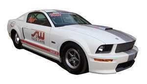 Mustang Bolt-on Street/Strip Rear Suspension Package