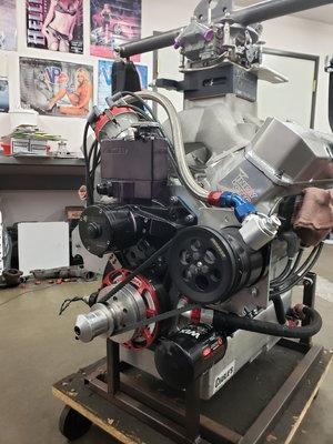 622 Alum MOPAR 1000+HP
