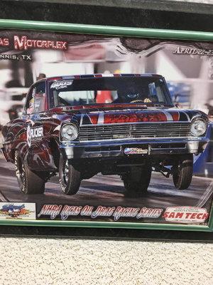 67 Chevy II Nova F/SA