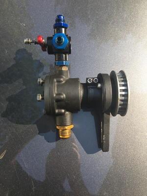 Enderle 110-760 Fuel Pump