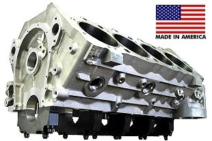 'ALUMINUM'  RACE BLOCKS--CHEV--USA MADE--'FREE' ROLLER CAM   for Sale $4,699